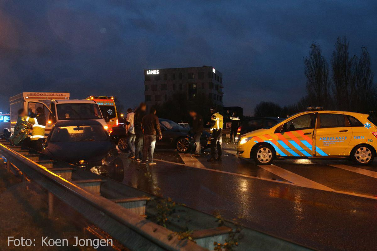 Ongeval N206 Valkenburg 2 (1)