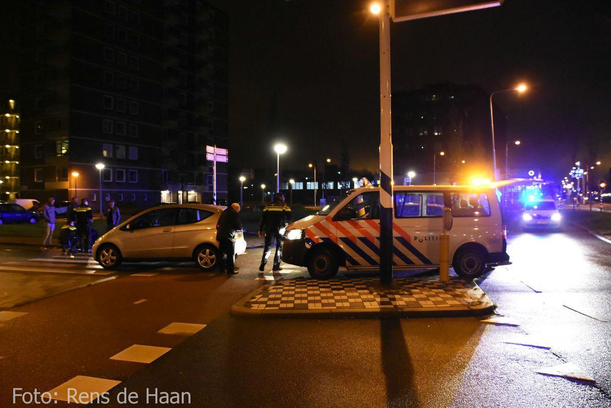 Ongeval Plesmanplein Gouda (1)
