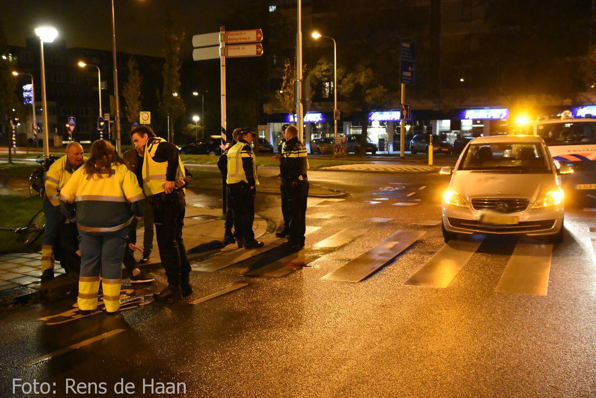 Ongeval Plesmanplein Gouda (3)