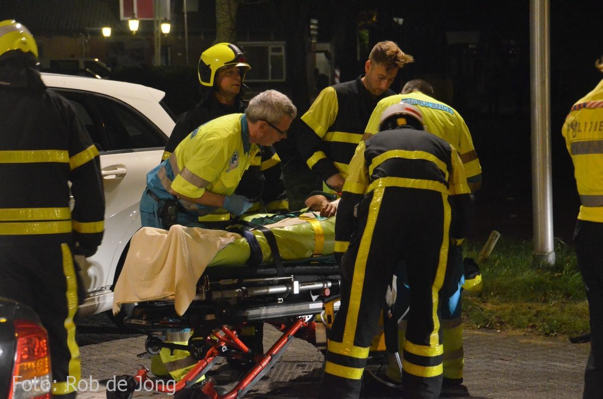 Ongeval Voorlaan Kruisweg 05
