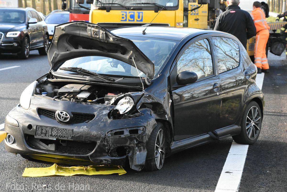 Ongeval op de A12 bij Reeuwijk (11)