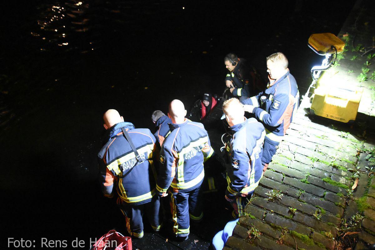 Persoon te water Oosthaven Gouda (10)