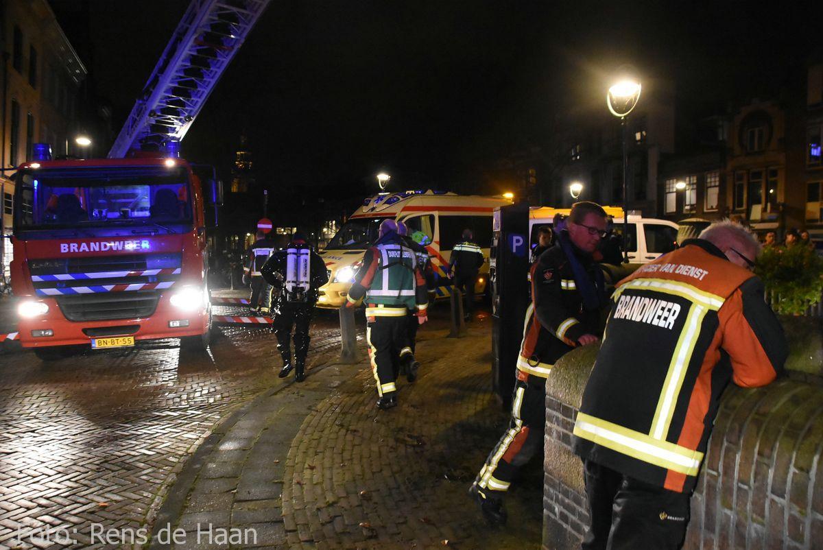 Persoon te water Oosthaven Gouda (14)