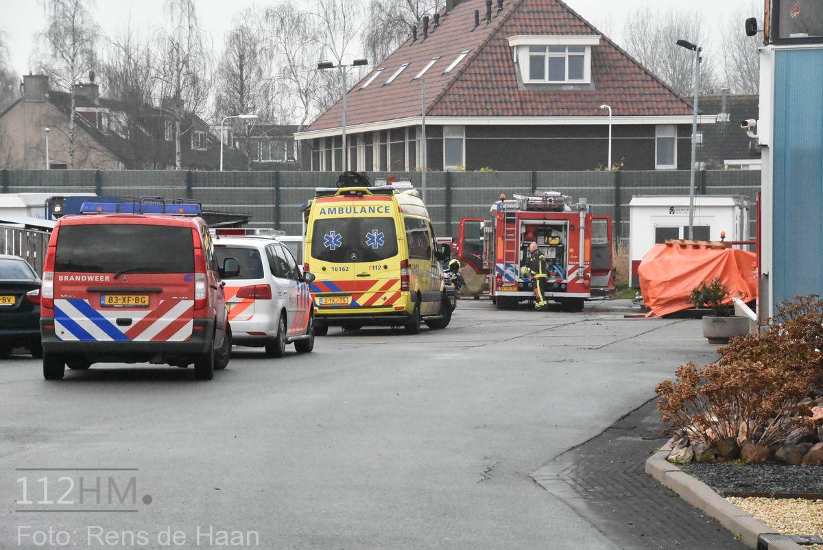 Dodelijk ongeval Reeuwijk (1)
