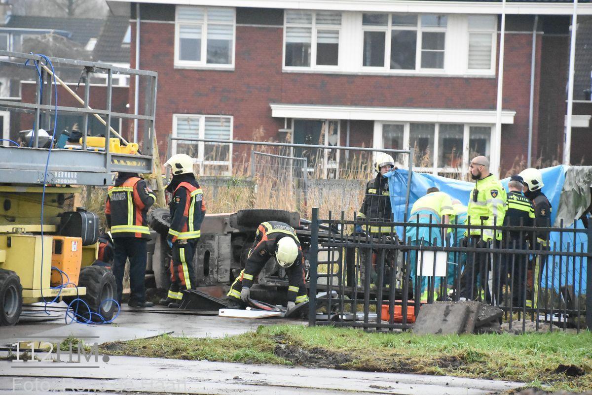 Dodelijk ongeval Reeuwijk (2)