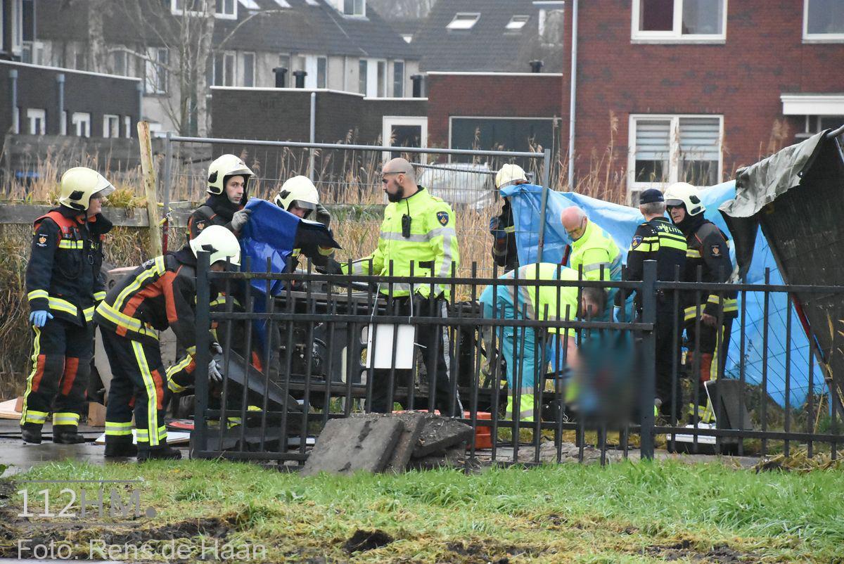 Dodelijk ongeval Reeuwijk (3)