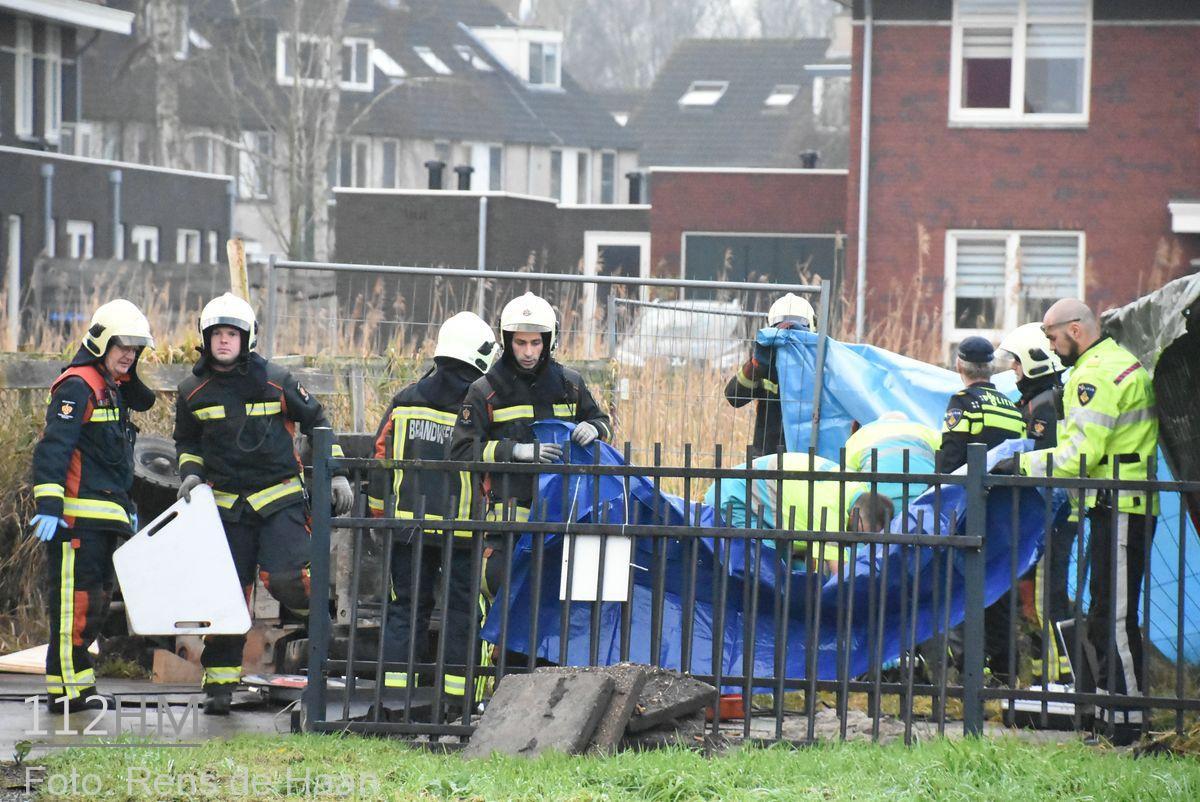 Dodelijk ongeval Reeuwijk (4)
