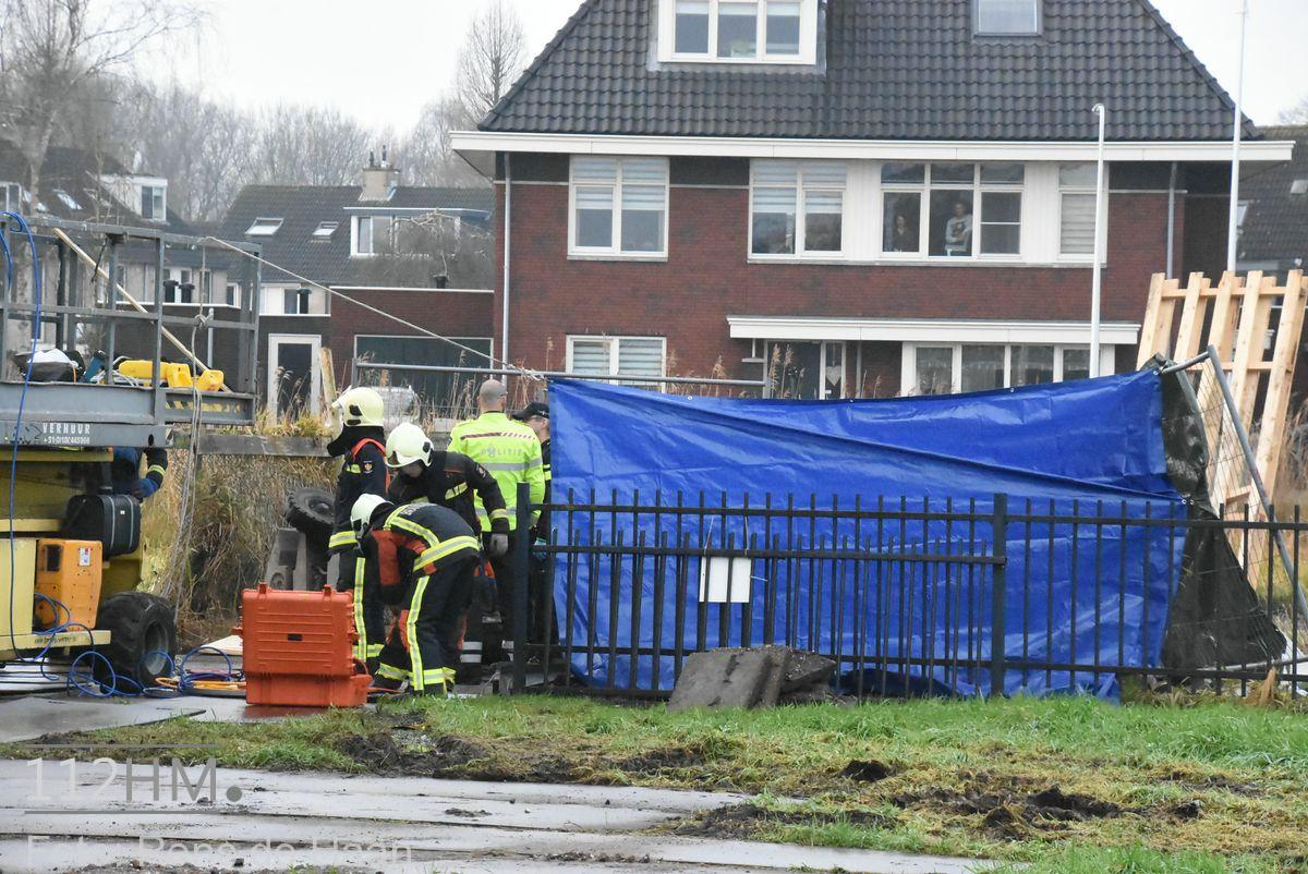 Dodelijk ongeval Reeuwijk (5)