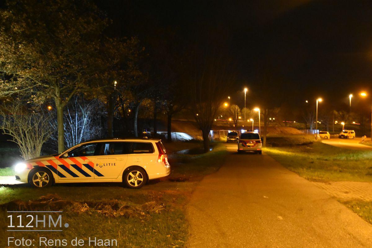 Klopjacht na achtervolging rondom A12 bij Nieuwerbrug (1)