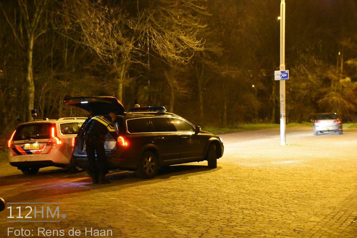 Klopjacht na achtervolging rondom A12 bij Nieuwerbrug (10)
