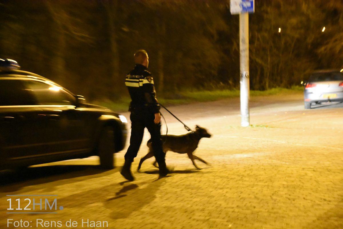 Klopjacht na achtervolging rondom A12 bij Nieuwerbrug (11)