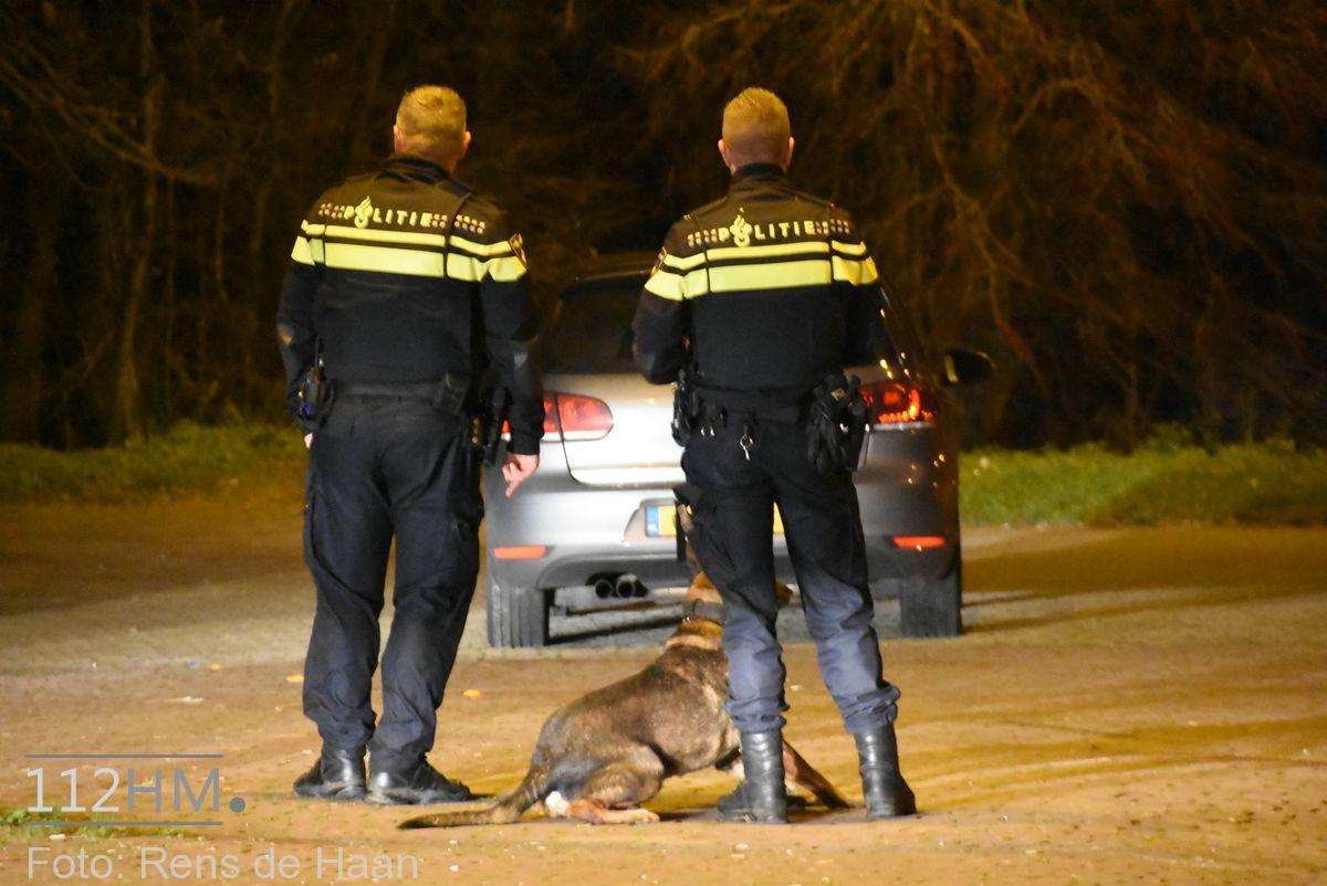 Klopjacht na achtervolging rondom A12 bij Nieuwerbrug (12)