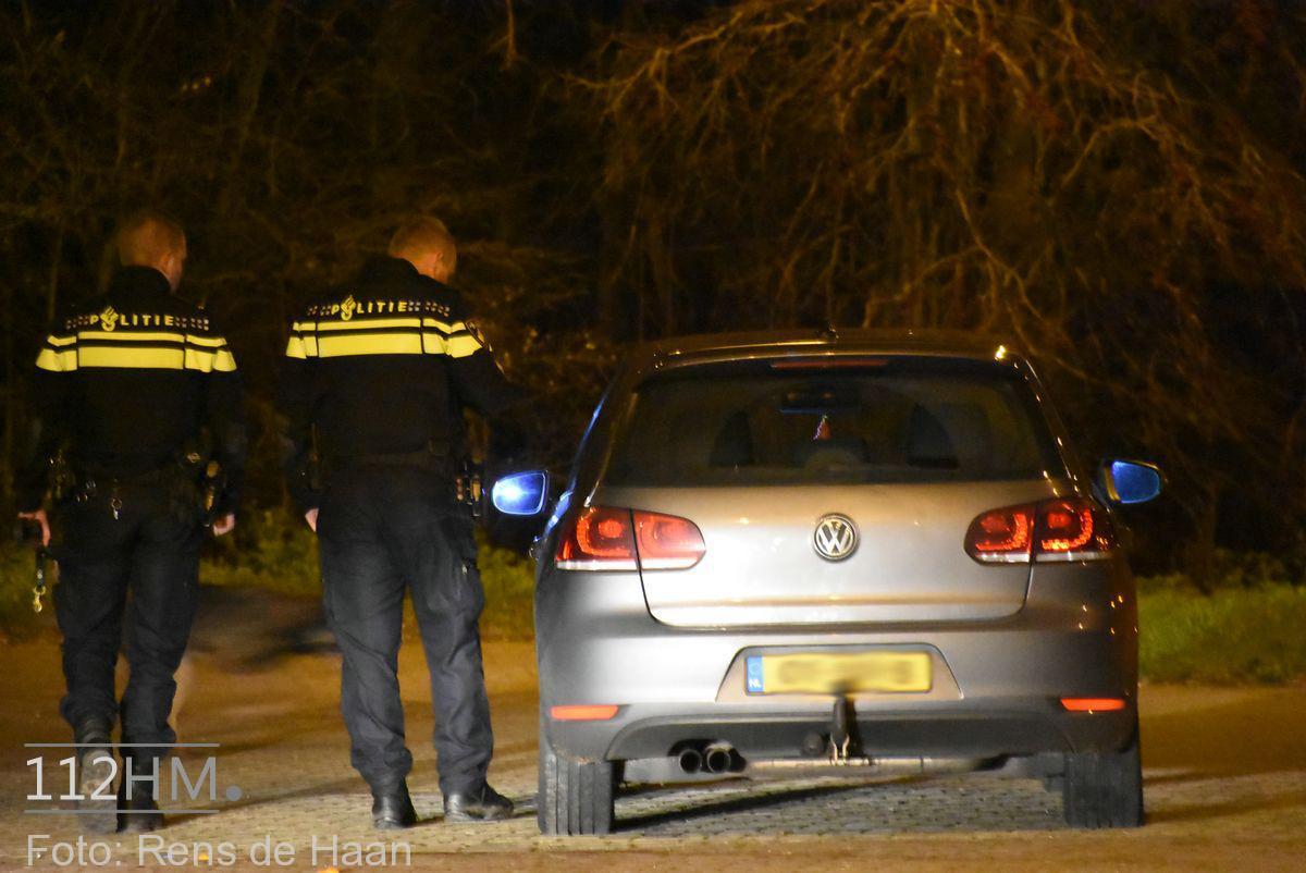 Klopjacht na achtervolging rondom A12 bij Nieuwerbrug (13)