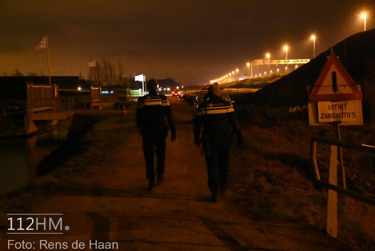Klopjacht na achtervolging rondom A12 bij Nieuwerbrug (18)