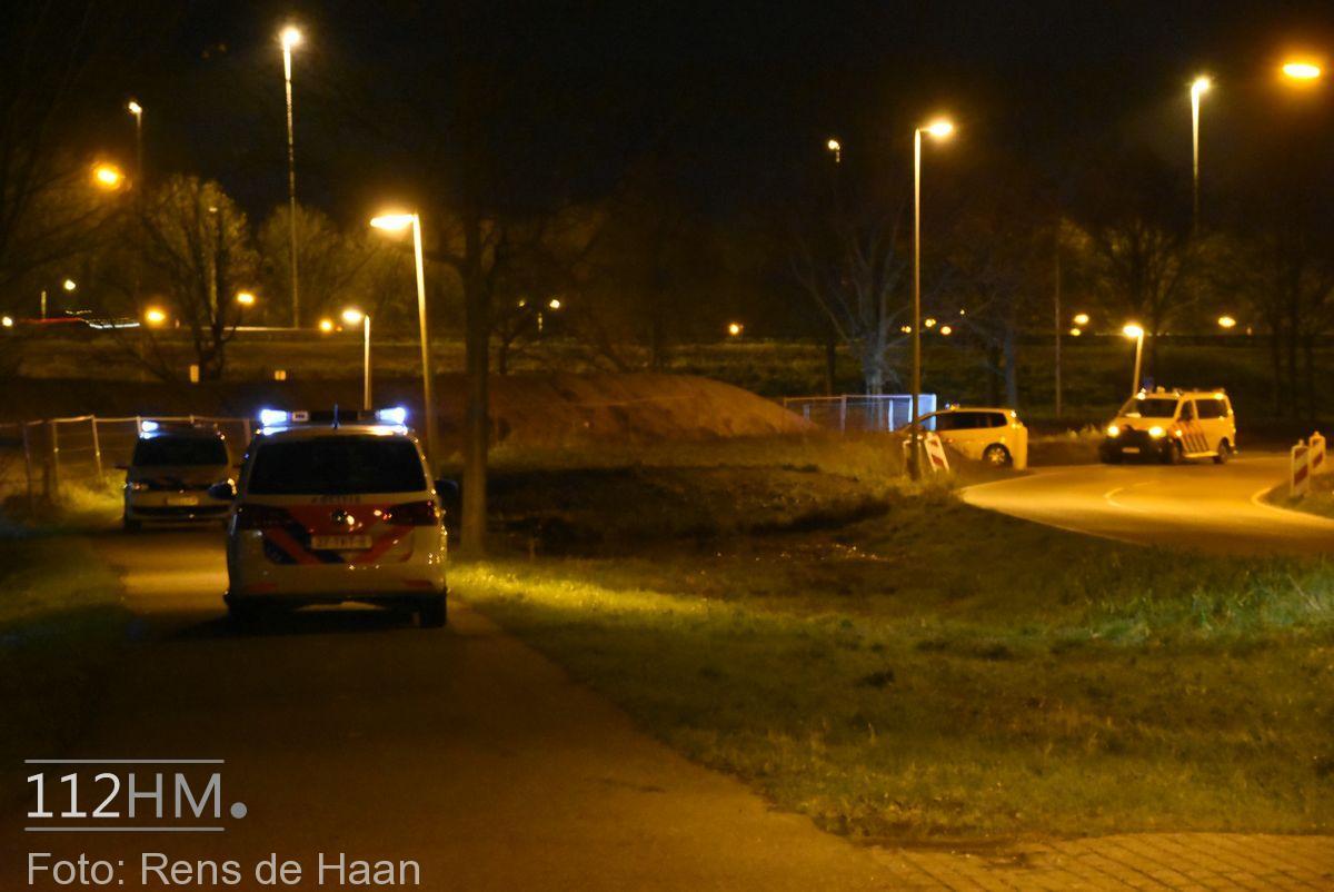 Klopjacht na achtervolging rondom A12 bij Nieuwerbrug (2)