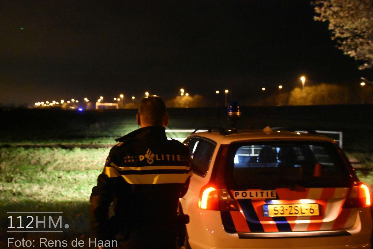 Klopjacht na achtervolging rondom A12 bij Nieuwerbrug (3)