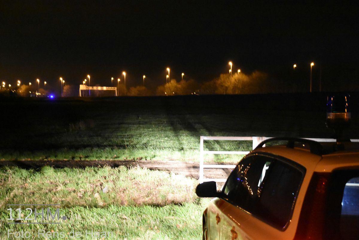 Klopjacht na achtervolging rondom A12 bij Nieuwerbrug (4)