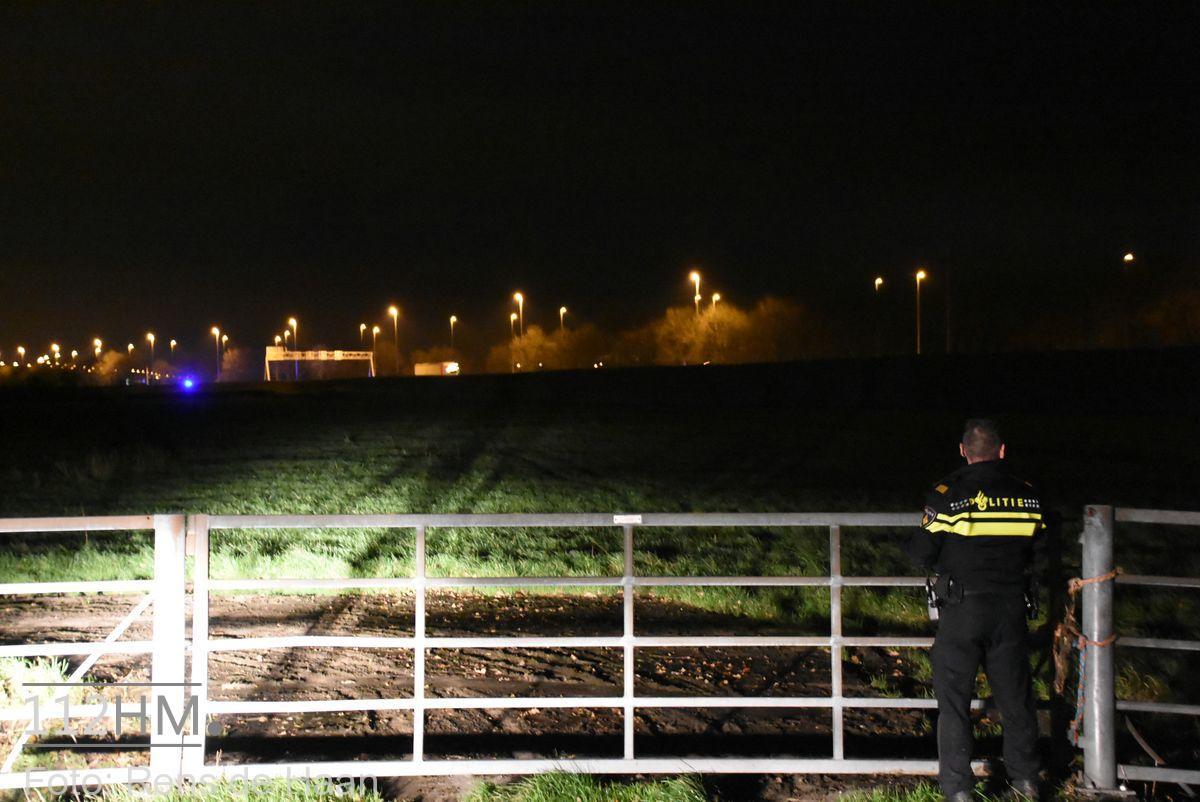 Klopjacht na achtervolging rondom A12 bij Nieuwerbrug (5)