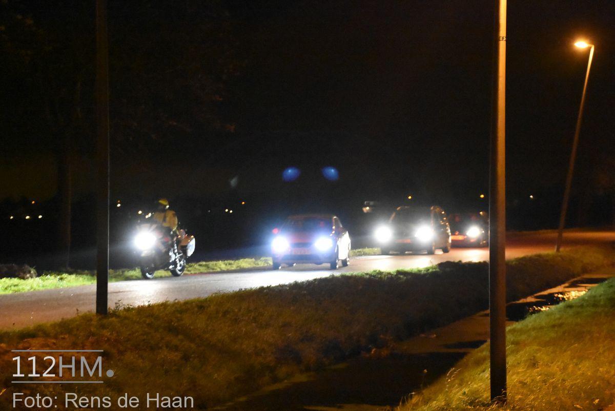 Klopjacht na achtervolging rondom A12 bij Nieuwerbrug (6)