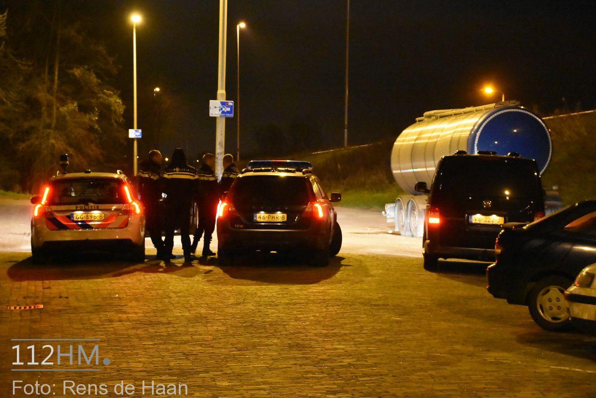 Klopjacht na achtervolging rondom A12 bij Nieuwerbrug (9)