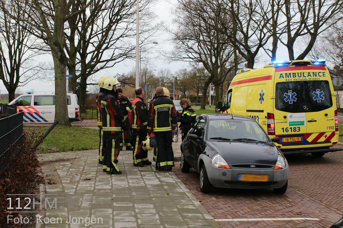 Ongeval Voorschoten (3)