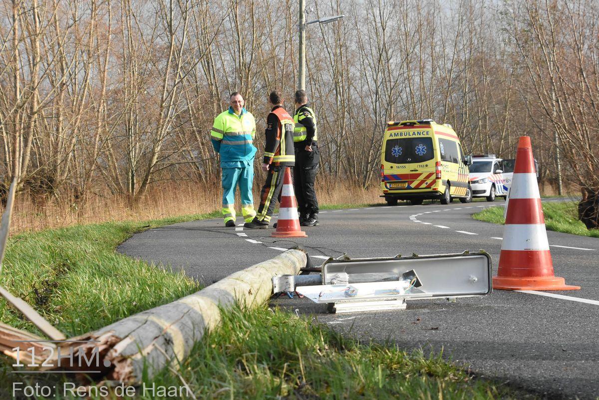 Ongeval West Vlisterdijk Haastrecht (10)