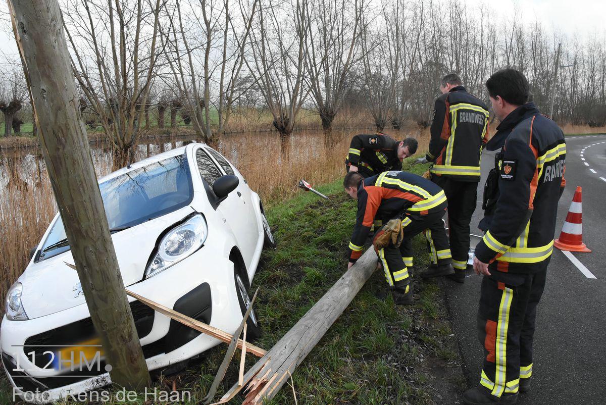 Ongeval West Vlisterdijk Haastrecht (11)