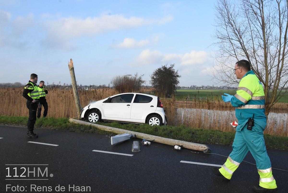 Ongeval West Vlisterdijk Haastrecht (2)