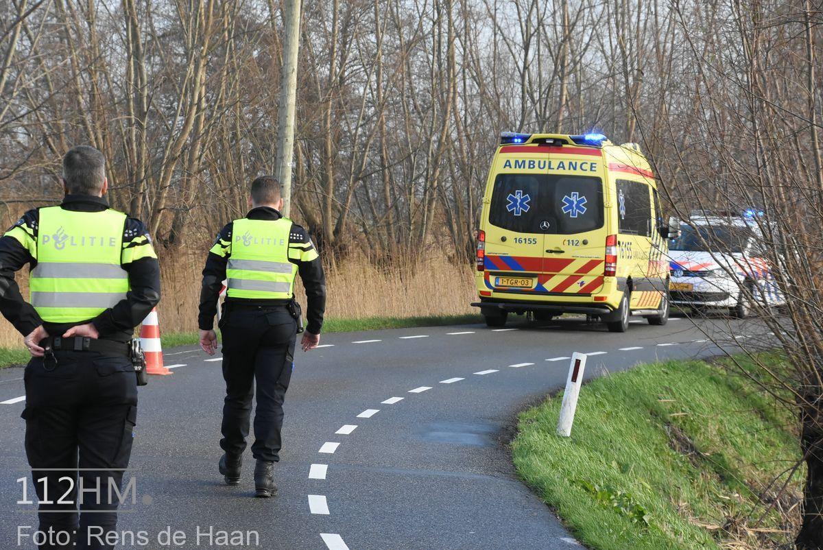 Ongeval West Vlisterdijk Haastrecht (3)