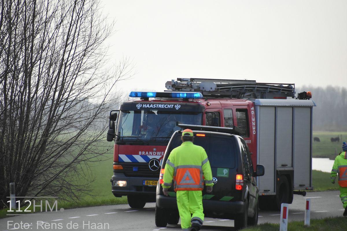 Ongeval West Vlisterdijk Haastrecht (5)