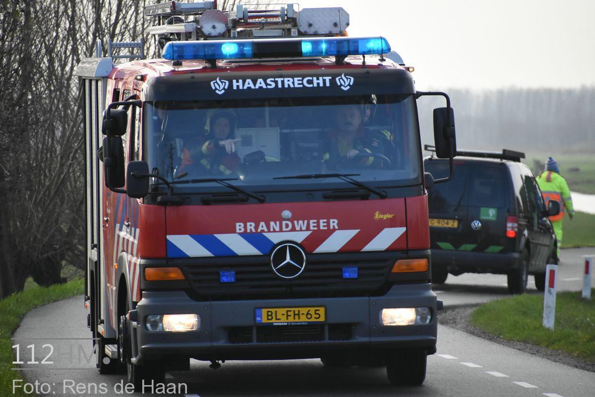 Ongeval West Vlisterdijk Haastrecht (6)