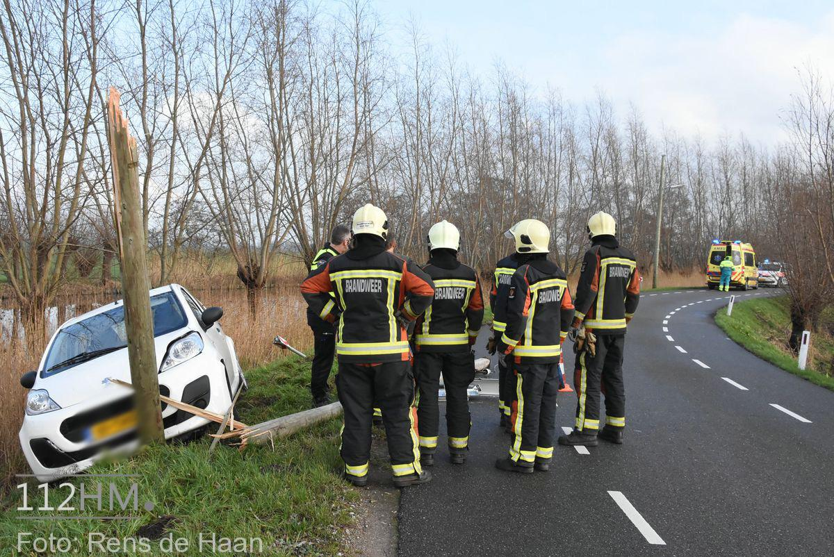 Ongeval West Vlisterdijk Haastrecht (7)