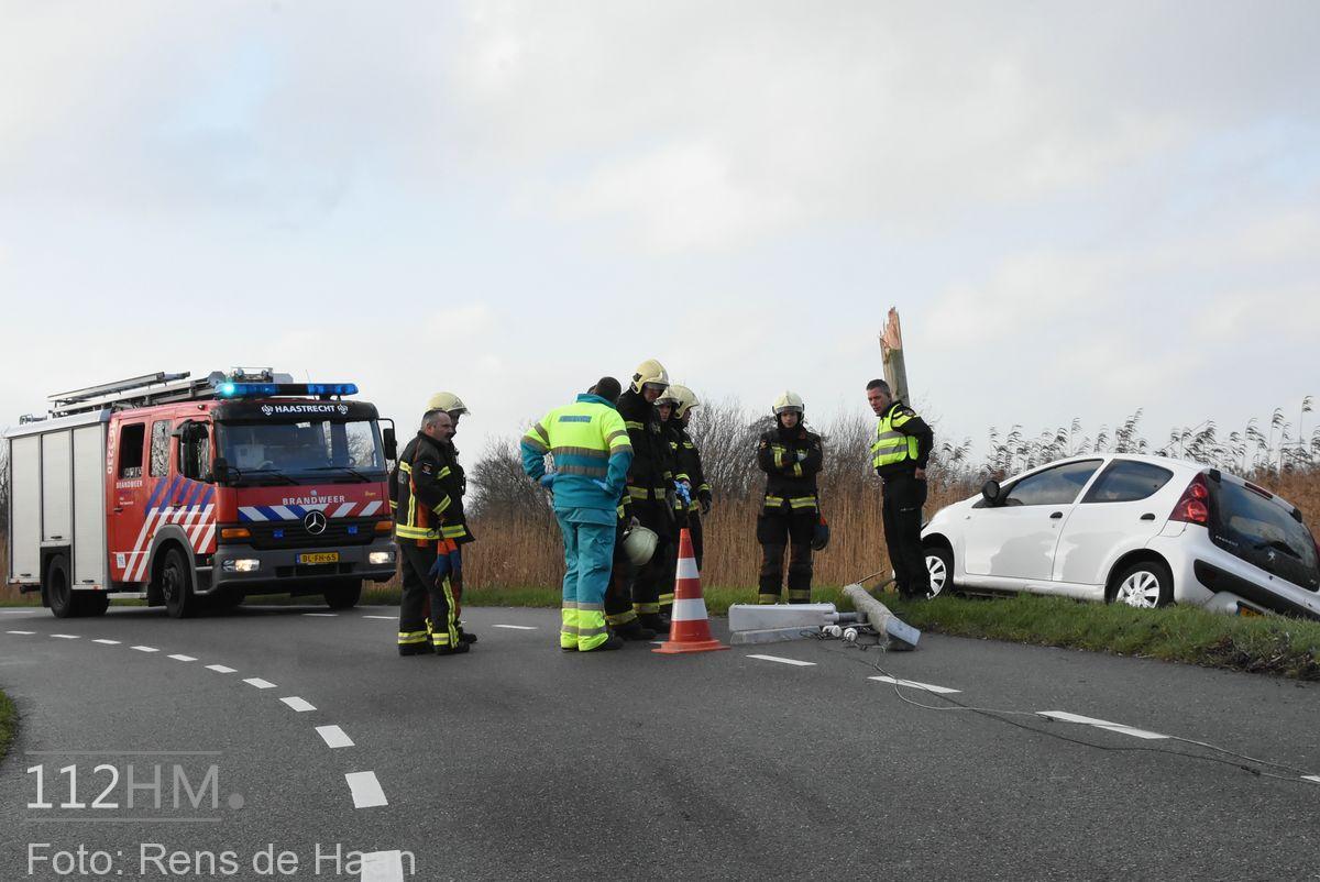 Ongeval West Vlisterdijk Haastrecht (8)