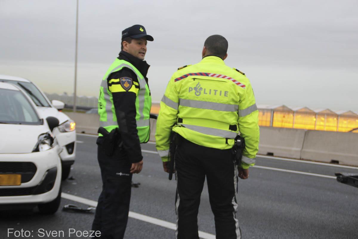 Ongeval (beknelling) A12 Zevenhuizen (13)-2