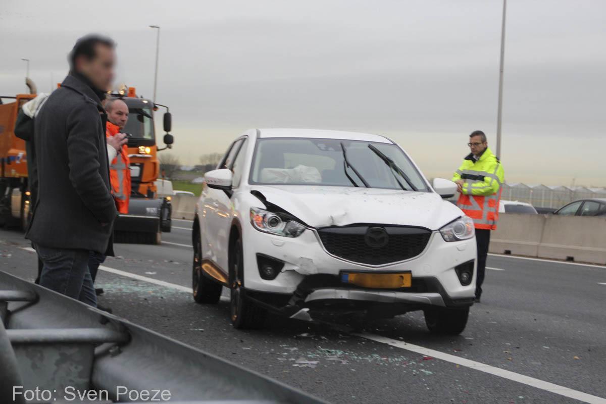 Ongeval (beknelling) A12 Zevenhuizen (17)-2