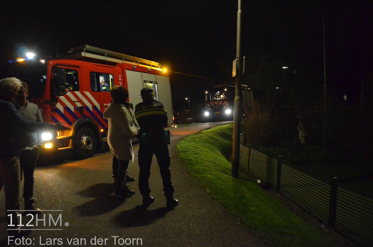 Schoorsteenbrand Zevenhuizen (1)