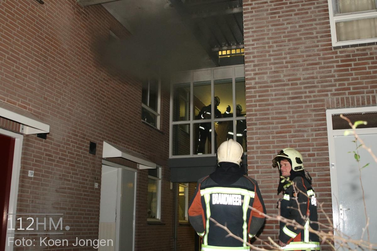 Woningbrand Leiderdorp 05