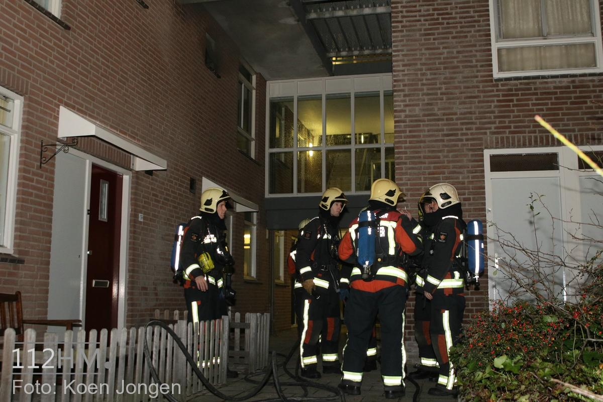 Woningbrand Leiderdorp 09