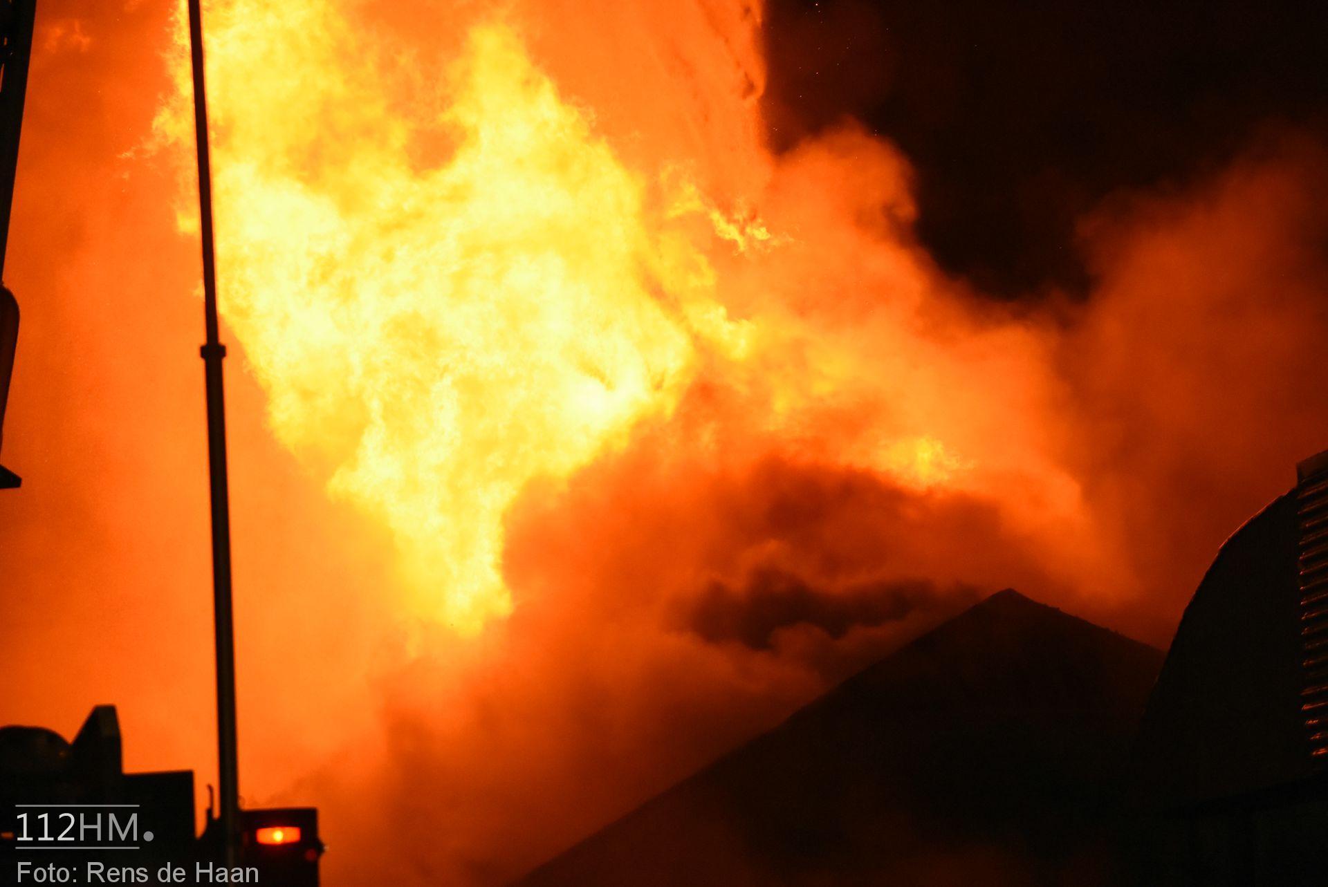 Grote brand Graafdijk Lopik (10)