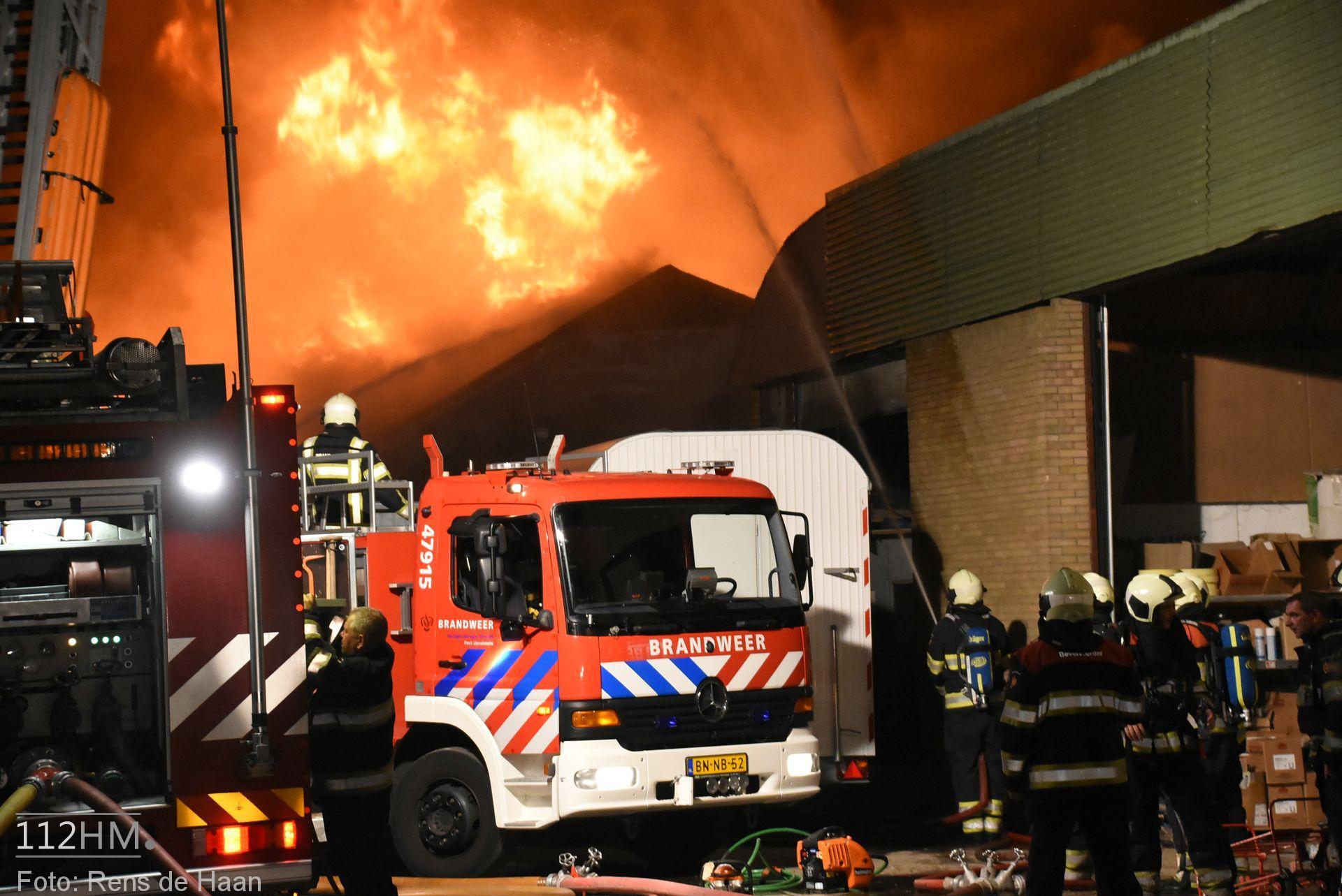 Grote brand Graafdijk Lopik (12)