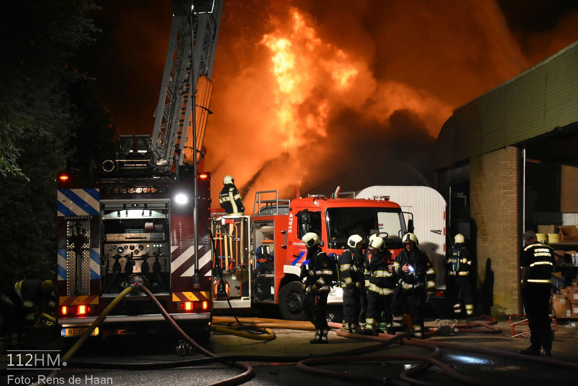 Grote brand Graafdijk Lopik (14)
