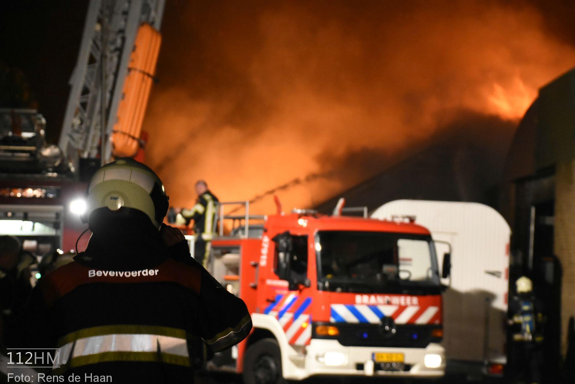 Grote brand Graafdijk Lopik (16)