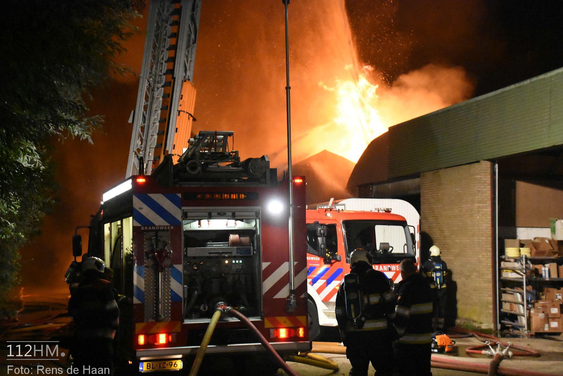 Grote brand Graafdijk Lopik (18)