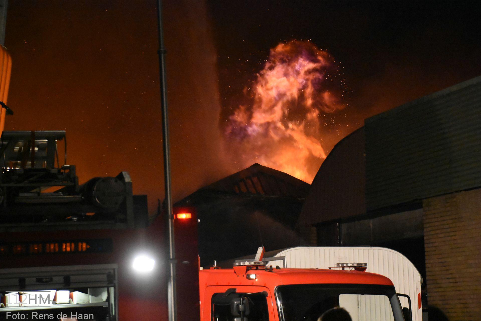 Grote brand Graafdijk Lopik (19)