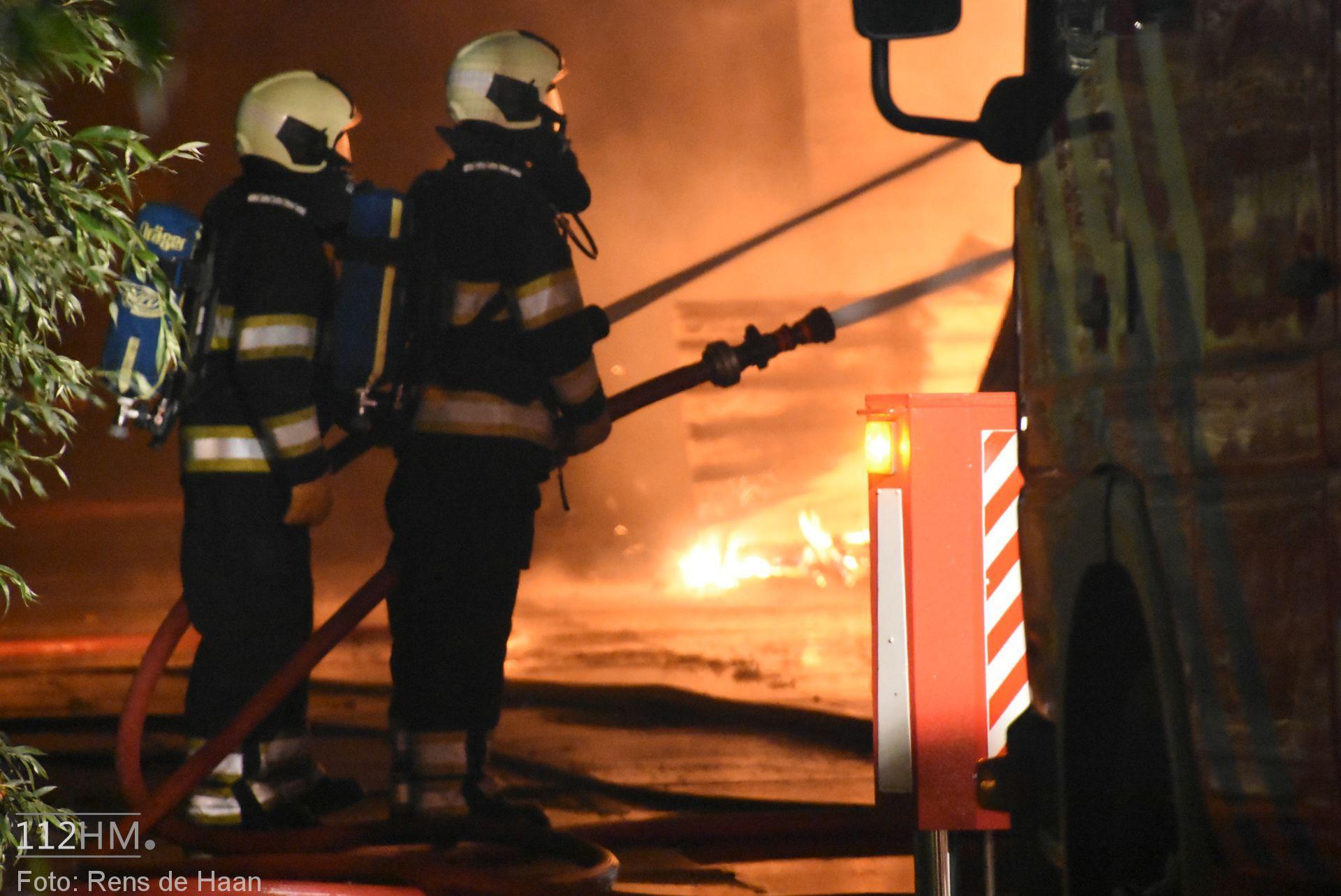 Grote brand Graafdijk Lopik (20)