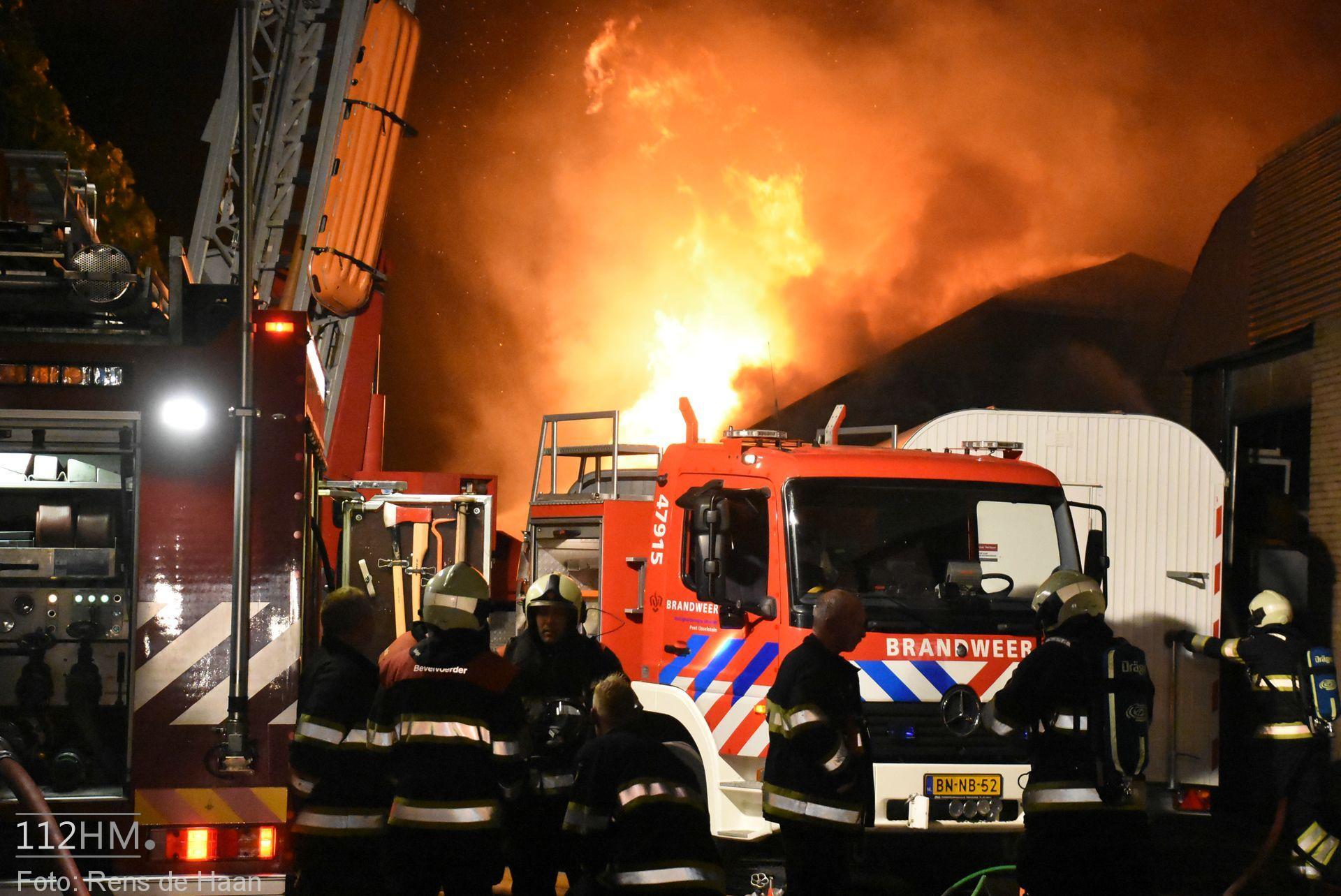 Grote brand Graafdijk Lopik (21)