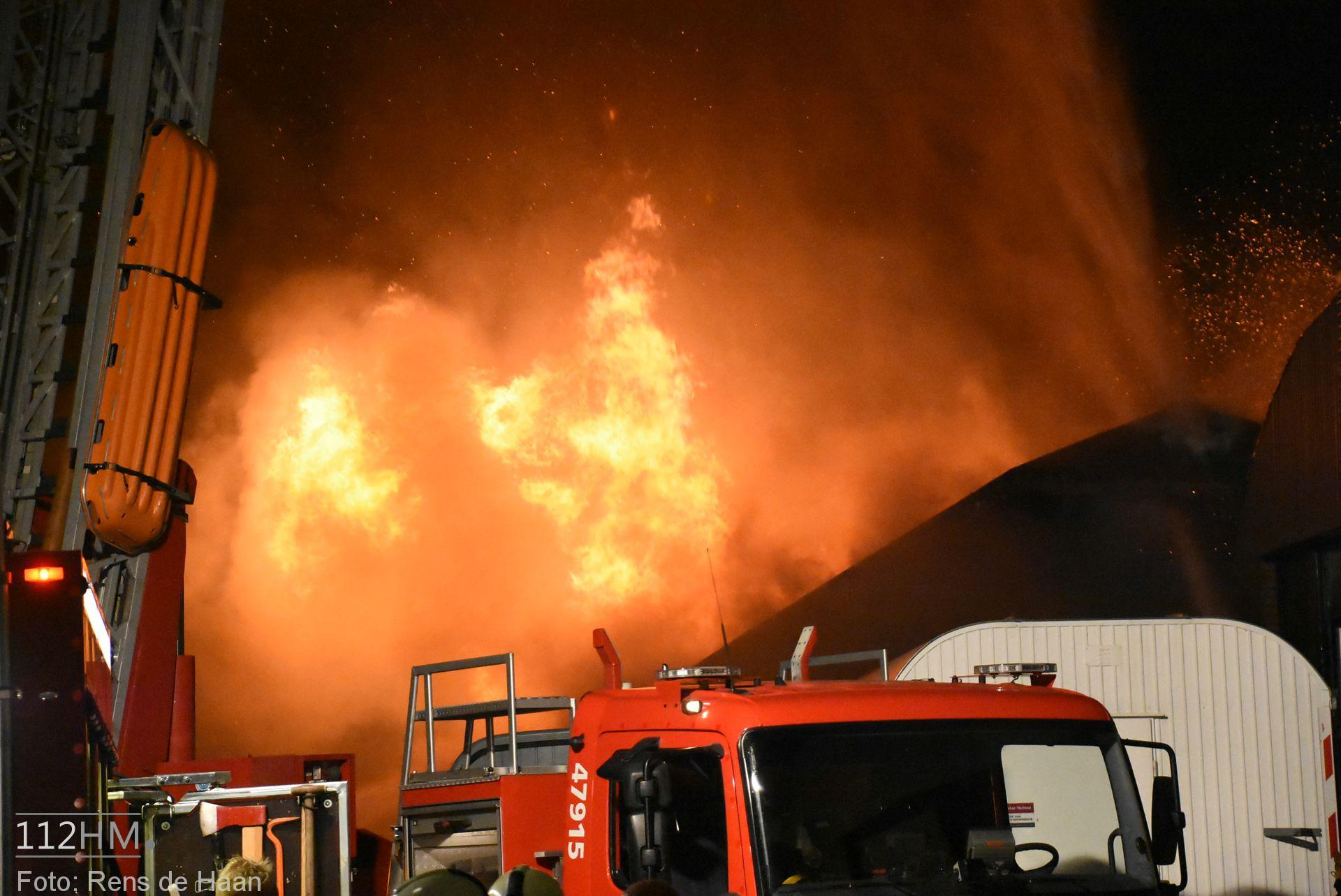 Grote brand Graafdijk Lopik (22)