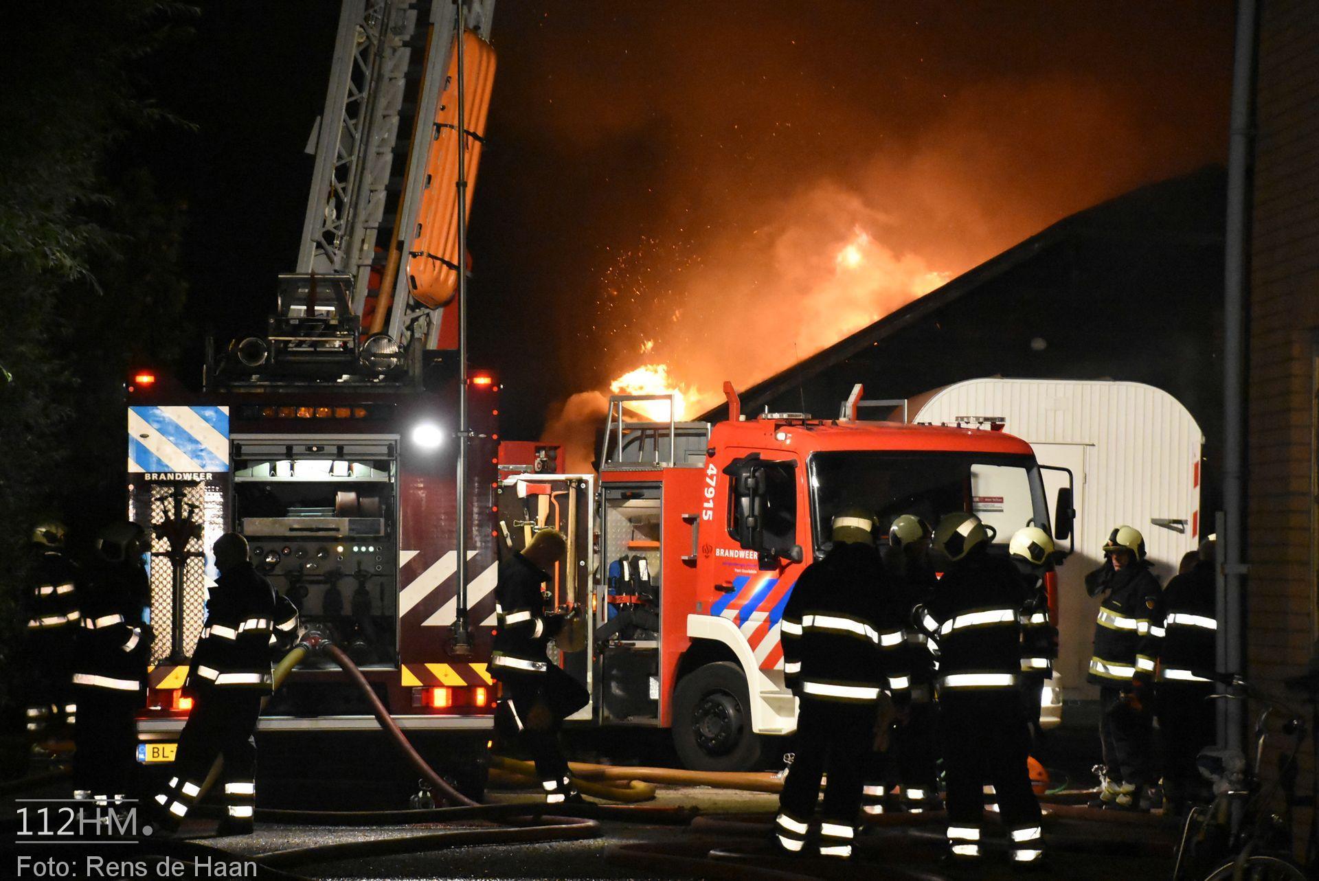 Grote brand Graafdijk Lopik (24)