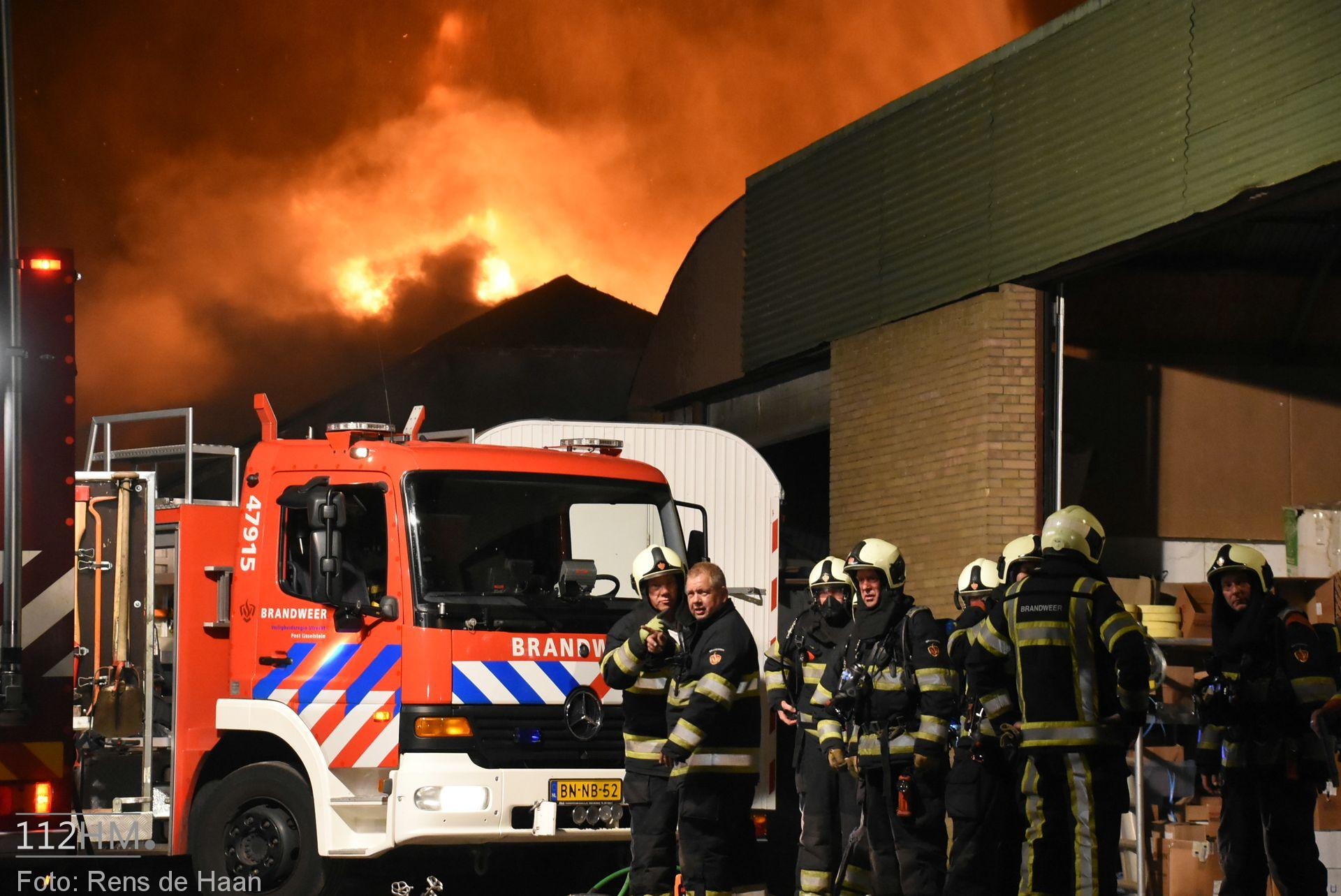 Grote brand Graafdijk Lopik (6)