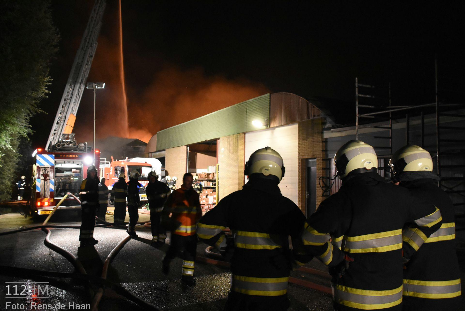 Grote brand Graafdijk Lopik (7)